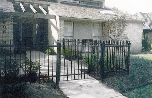 Bob Davis Ornamental Iron Fences